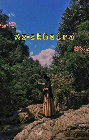 AZ-ZKHAIRA [REVISI] by heiyoonauliii