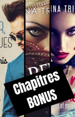 Chapitres bonus de mes livres édités by AnnaTriss