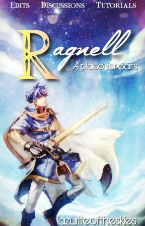 (Graphics Portfolio) Ragnell by lazuriteoftheskies