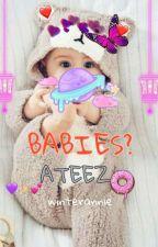 Babies?   ATEEZ by WinterAnnie_