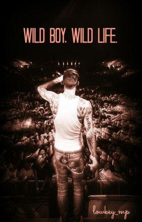 Wild Boy, Wild Life    MGK FF by lowkey_mp