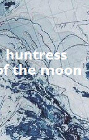THE HUNTRESS OF THE MOON ✄ SOKKA by momoisawsome