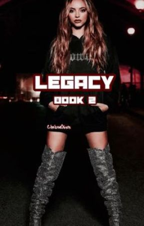 Legacy {Book Two} • Social Media *ON HOLD* by chelsstar123
