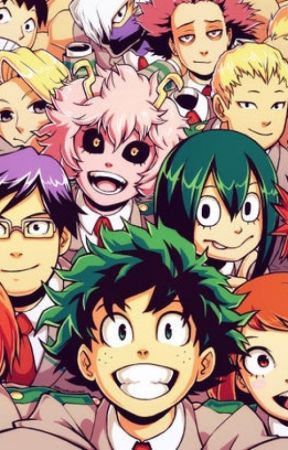 BNHA reacting to ships by meyoureadthis