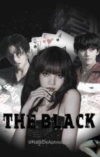 The black | HIATUS, de HallsDeAphrodite