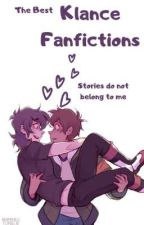 The Best Klance Fanfictions by OshaLune