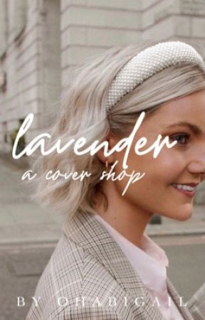 lavender - a cover shop  by ohabigail