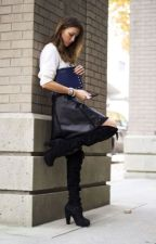 Laurel Lance Imagines by Amber_Ash_Drake