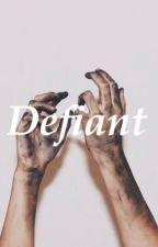 DEFIANT | Carl Grimes by -anemoia