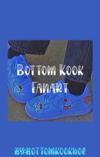 Bottom kook Fanart (Taekook/vkook) by bottomkookhoe