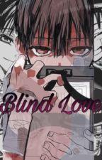 Hanako x reader  'Blind love'  by march_xoxo