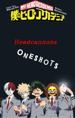 BNHA Headcanon One-Shots by PresentMiic
