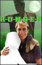 H-U-N-G-E-R       | A Zed x Reader x Wyatt Story by Gaywoo