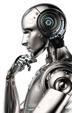 Cyborg by Mistyswirl