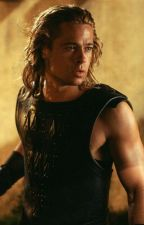Why him?/Achilles  by Antrianaaaa