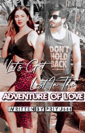 Adventure Of Love ✓ by Priyu644