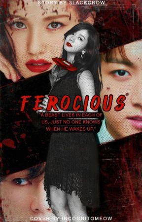 💥 Ferocious 💥  J.JK by 3lackCrow