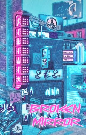 Broken Mirror by jorghahaq