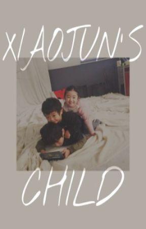xiaojun's child   xiaojun ff  [ completed ] by kpopistrashlikeme