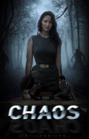 Chaos   Stiles Stilinski ✓ by stilesbiles