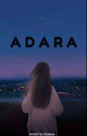 Adara [✔] by Alyaaaaaa11