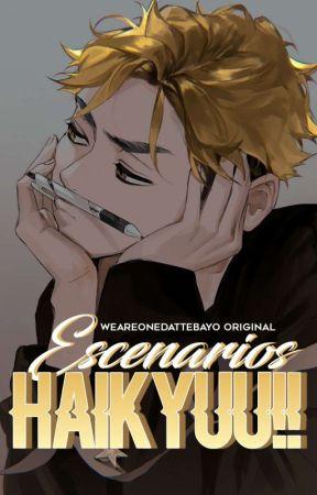 Escenarios | Anime [Edición Haikyuu!!] by WeAreOneDattebayo