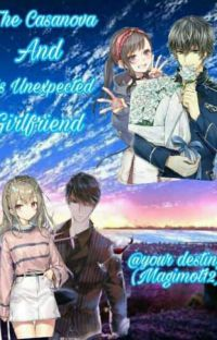 The Casanova and His Unexpected Girlfriend  cover