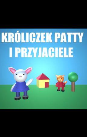 Króliczek Patty i przyjaciele by TenTymoteusz