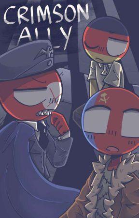 Crimson Ally by Fluffchanist