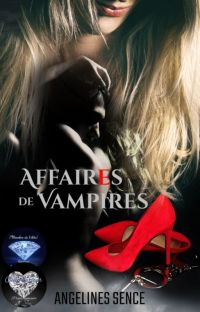 Affaires de vampires cover