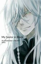 My Savior in Black by mdoshcosnk