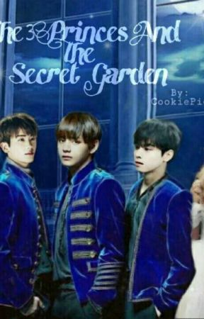 The 3 Princes And The Secret Garden by letmeseeharry