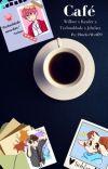 Café (Wilbur x Reader x Techno x Schlatt) ‼️DISCONTINUED ‼️ cover