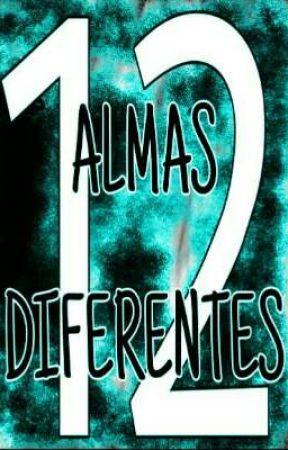 12 Almas Diferentes  by -DarkFire-