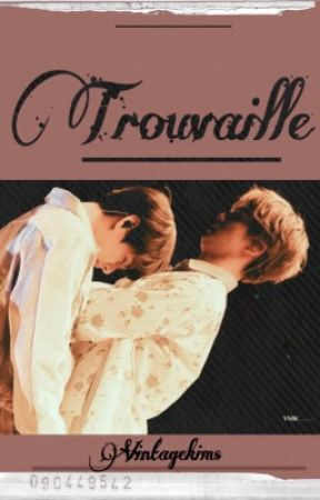 Trouvaille ~ Taejin texting  by vintagekims
