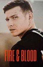 FIRE & BLOOD • EVAN 'BUCK' BUCKLEY / 9-1-1 by stylespankow