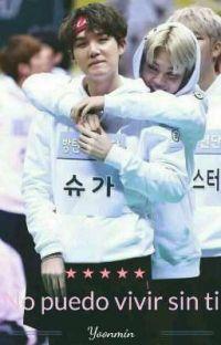 No puedes vivir sin mi (Yoonmin) cover