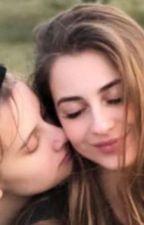 Лиза и Ира. Болезнь любви. Начало by loverqwerty