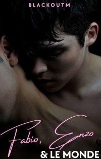 Fabio, Enzo & Le Monde cover
