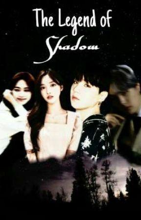 Legend of Shadow|Min Yoongi by ginnydiamond