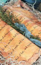 Ton livre d'inspiration ~ Viens rencontrer ta muse by Isahorah