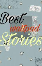 Best wattpad stories by coconut_donut