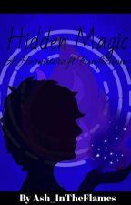 Hidden Magic (a Hermitcraft Fanfiction) by Ash_InTheFlames