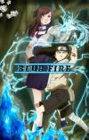 Blue fire cover