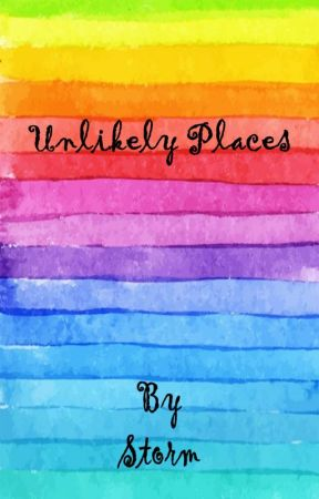 Unlikely Places by ReadAnyGoodBLLately