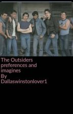 The Outsiders preferences and imagines by DallasWinstonlover1