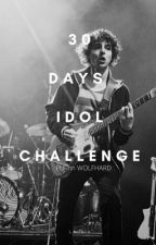 30 days idol challenge 𝐹𝑖𝑛𝑛 𝑤𝑜𝑙𝑓ℎ𝑎𝑟𝑑 by Im_Finne