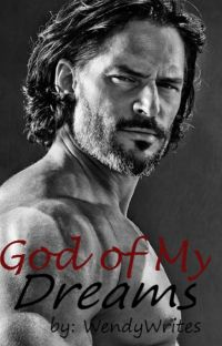 God of My Dreams (Greek Heroes #1) ✅ Completed cover