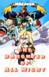 My Hero Academia: The Daughter of All Might 『Katsuki Bakugo x OC』 cover