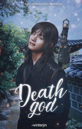 Death God; JinTae  by -winterjin